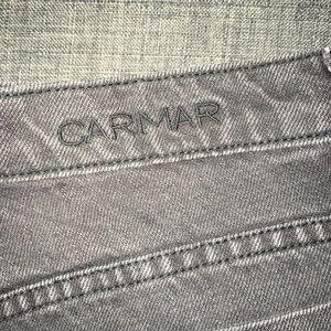 Carmar Shorts - ⚡️Carmar Black Skull Denim Shorts⚡️Size 25⚡️